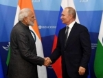 Like Russia, India does not want 'outside' influence in India's internal matters: PM Narendra Modi