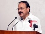 There should be no imposition of any language, nor opposition to any language: Vice President Naidu