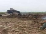 IAF trainer jet MiG-21 crashes near Gwalior, pilots ejected safely