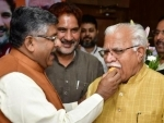 Khattar elected as BJP legislative party leader, set to become Haryana CM for second term