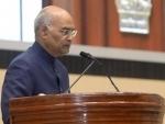 Ram Nath Kovind graces Annual Convocation of Jamia Millia Islamia