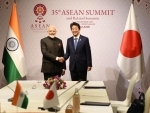 Modi meets Shinzo Abe in Bangkok, leaders welcome 'increasing economic engagement' between India, Japan