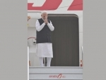 Narendra Modi leaves for Brazil to attend BRICS Summit