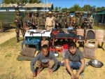 Assam Rifles-police busted terrorist camps, recovered arms-ammunition