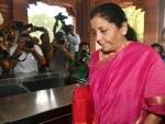 Not Nirmala, Congress is weak: Poonam Mahajan attacks Adhir Chowdhury