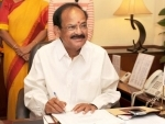 India wants to have peaceful relations will all its neighbors, including Pakistan: VP Naidu