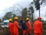 Centre steps up relief work to restore power and telecommunications in cyclone-affected Odisha