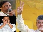 Mamata, Kejriwal, Naidu show of Grand Alliance strength in Vizag