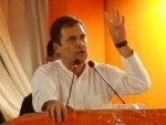 Your statements show you are cracking under pressure, nervous about results: Rahul