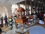 Four Janata Dal (Secular) members killed in Sri Lanka blasts, confirms Karnataka CM HD Kumaraswamy
