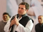 Priyanka Vadra, Jyotiraditya Scindia are on a mission in UP: Rahul Gandhi