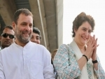 Rahul, Priyanka, Jyotiraditya kick-start poll campaign in UP