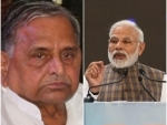 Wish Narendra Modi returns as PM again: Mulayam Singh Yadav