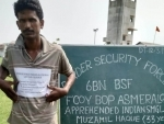 BSF arrests two cattle smugglers with six cattle from Indo-Bangladesh border