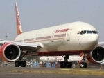 Air India flight to Frankfurt returns to Delhi due to technical problem