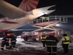 Air India Boeing 777 catches fire during maintenance