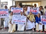 CAB is political injustice to people of Northeast: North East Students' Organization Advisor