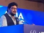 Mamata's days in power numbered: says Union minister Babul Supriyo