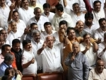 Karnataka bypolls: BJP takes early leads