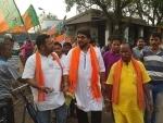 TMC goons vandalise BJP candidates vehicles in Jadavpur, Diamond Harbour: Babul Supriyo