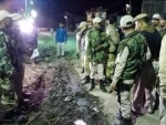 Three BSF jawans injured in a blast during Chhath Puja in Manipur's Imphal East