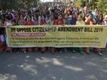 Jamia Millia students stage protest against Citizenship Amendment Bill (CAB)