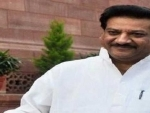 Congress leader Ashok Chavan files nomination papers for Nanded LS seat