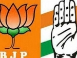 West Bengal: BJP leaders visit arrested Congress leader Sanmoy Banerjee's house