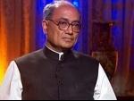 BJP cannot digest Congress rule in MP: Digvijaya Singh