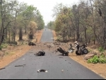 Maharashtra: 15 security personnel, 1 driver killed in blast triggered by Maoists in Gadchiroli