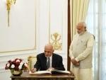 Afghanistan President Ashraf Ghani condemns Pulwama attack