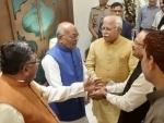 Haryana: Manohar Lal Khattar to take oath as CM tomorrow
