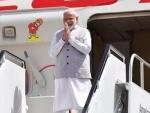 Howdy Modi: PM Narendra Modi arrives in Houston
