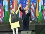 Howdy, Modi! PM Modi shares stage with US Prez Trump, targets Pakistan over 'terrorism'