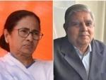 WB Guv writes to Mamata Banerjee over govt's stance on NPR