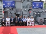 LCU L-56 inducted in Navy
