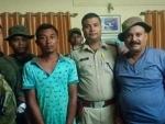 Jakhalabandha police arrest most wanted rhino poacher