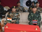 India-Thailand conduct joint military exercise Maitree