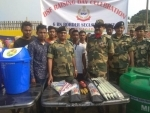 BSF organizes civic action programme and free medical camp in South Salmara
