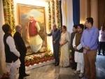 West Bengal Governor unveils portrait of former prime minister Atal Behari Vajpayee
