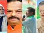 Jharkhand vote counting: JMM-Congress takes early lead