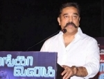 Kamal Hassan 'not intimidated' by attacks on him for Nathuram Godse remark