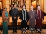 President Kovind attends enthronement ceremony of emperor Naruhito of Japan; addresses Indian diaspora in a gathering
