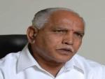 Yeddiyurappa rules out Karnataka cabinet expansion now