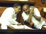 BJP wants floor test in Karnataka on Monday