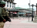 Four terrorists killed during gun battle with security forces in Jammu and Kashmir