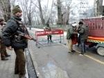 Four terrorists killed in Kashmir encounter