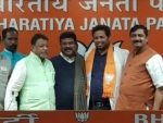 There's a Hitler rule going on in West Bengal: TMC MP Saumitra Khan says after joining BJP