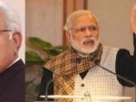 Narendra Modi wishes Manohar Lal Khattar for taking oath as Haryana CM