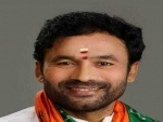There is no link between NPR and NRC, clarifies MoS Kishan Reddy